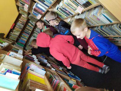 Galeria Wakacje w bibliotece